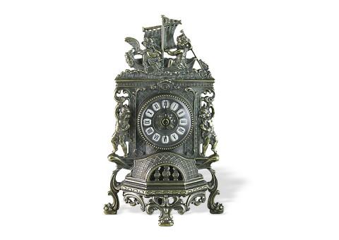 """Часы каминные """"Ангелы"""""""