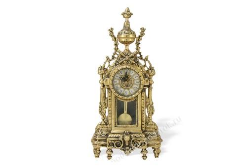 "Часы каминные ""Дон Луи"" с маятником"