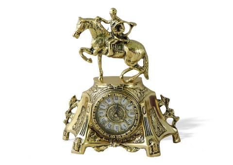 """Часы каминные """"Сепу"""" фигурные"""
