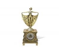"""Часы каминные """"Балерина"""" фигурные"""