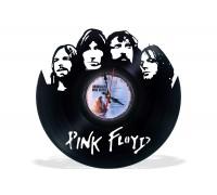 Часы из виниловой пластинки Pink Floyd