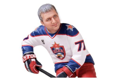 Хоккеист фигурка по фото