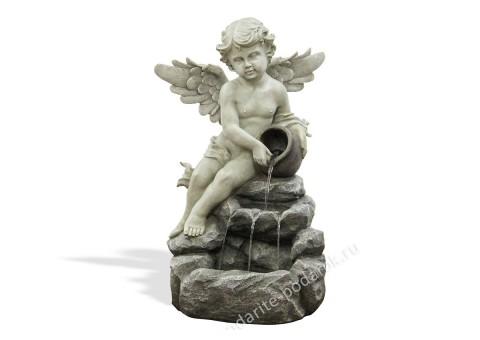 "Фонтан садовый ""Ангел"""