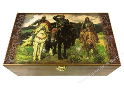 Русское лото Три богатыря