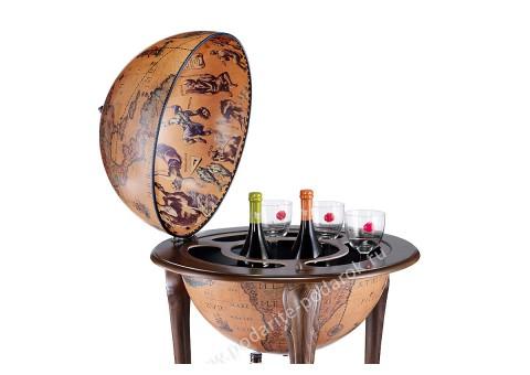 Глобус-бар напольный D 50 см Атена элитный
