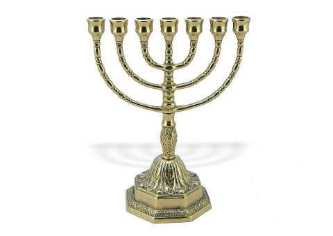 Семисвечник еврейский