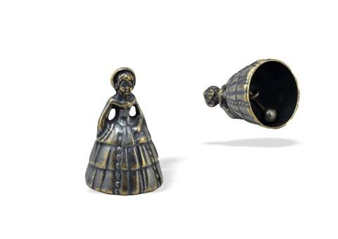 "Колокольчик сувенирный ""Жозефина"" 6 см."
