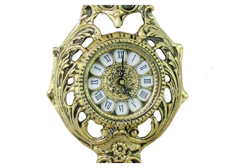 Часы с термометром 56 см