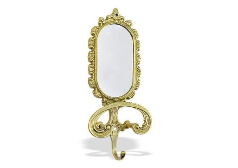Вешалка с зеркалом настенная