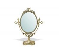 "Зеркало настольное ""Будуар"" золото"